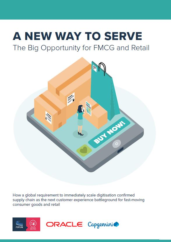 A New Way to Serve: The Big Opportunity for FMCG and Retail