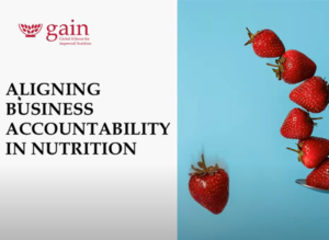 Aligning Business Reporting in Nutrition [Webinar]