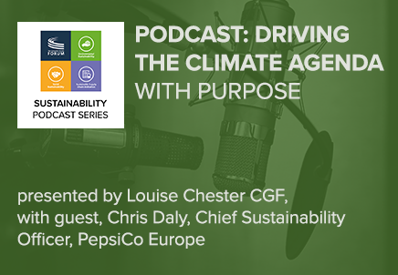 Driving the Climate Agenda with Purpose