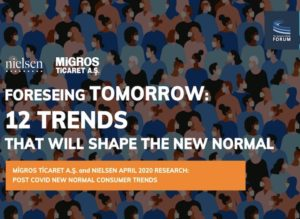 Foreseeing Tomorrow: 12 Trends That Will Shape the New Normal