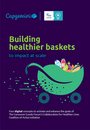 Key Takeaways: Building Healthier Baskets to Impact at Scale